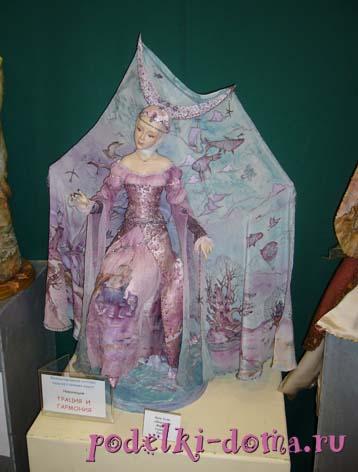 Еще одна выставка кукол