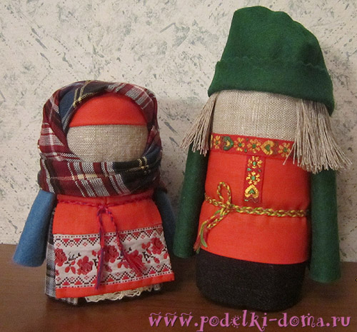 Куклы зерновушки своими руками фото