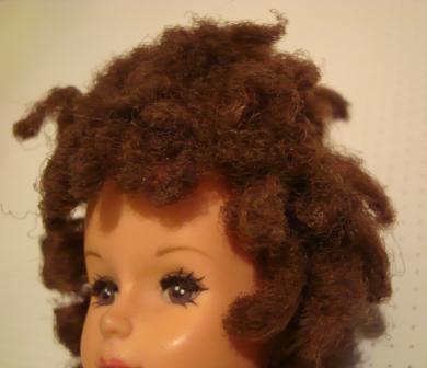 Волосы как куклы спутанные старой помыть у