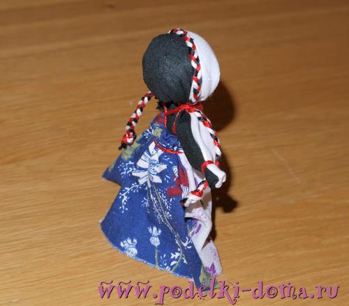 кукла День-Ночь
