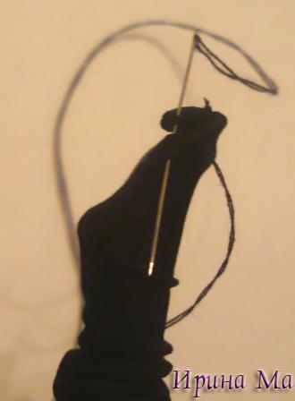 обувь для Барби - сапоги