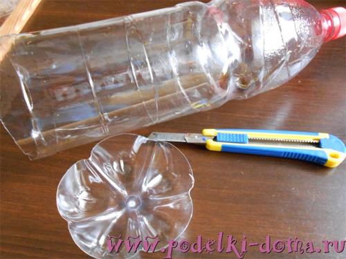 Как сделать хлопушку из пластиковой бутылки