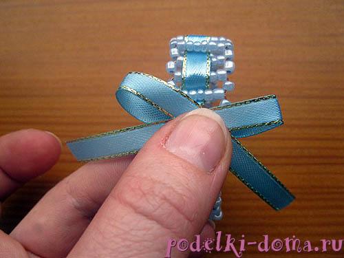 кольца для салфеток из бисера своими руками