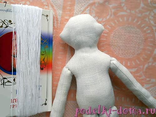 как сшить куклу