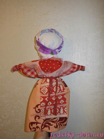 Кукла сделанная своими руками - Поделки