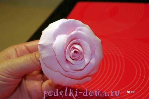 rozy iz polimernoy gliny11