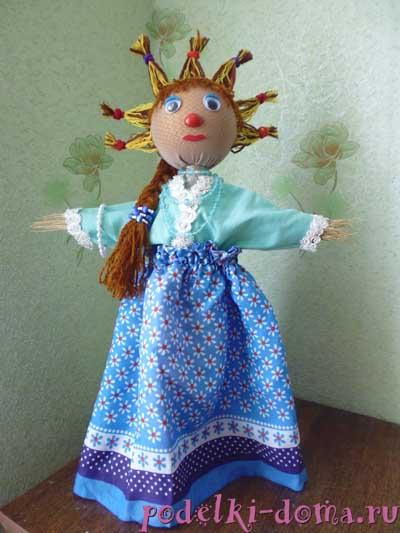 Кукла Масленица своими руками картинки