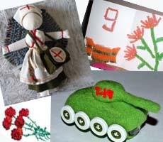 Подарки своими руками (идеи и мастер-классы)