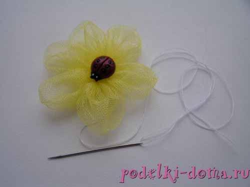 rezinki cvety iz lent6