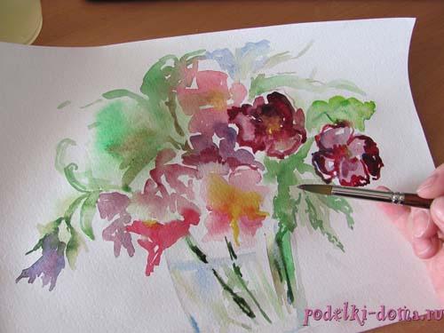 cvety akvarel10