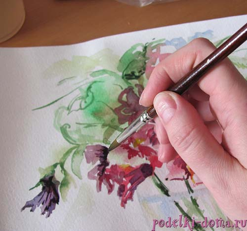 cvety akvarel11