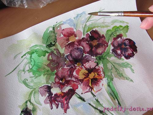cvety akvarel12