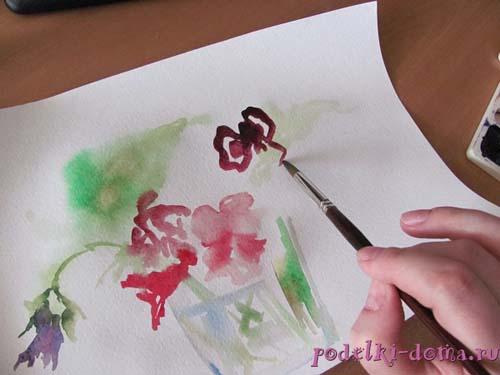 cvety akvarel7