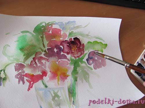 cvety akvarel8