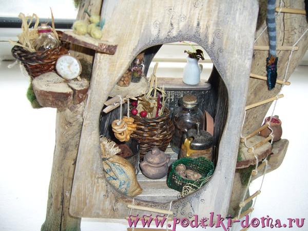 Кукольные домики (фото с выставки)