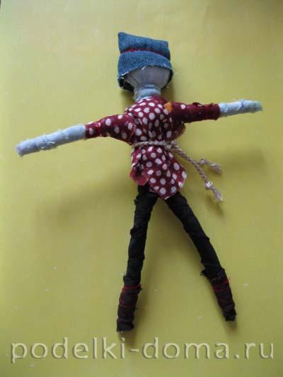 крестушка Зомби - парень