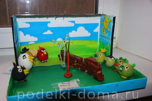 angry birds iz ovoschey2