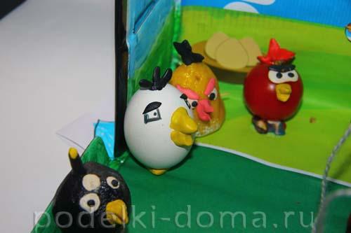 angry birds iz ovoschey4