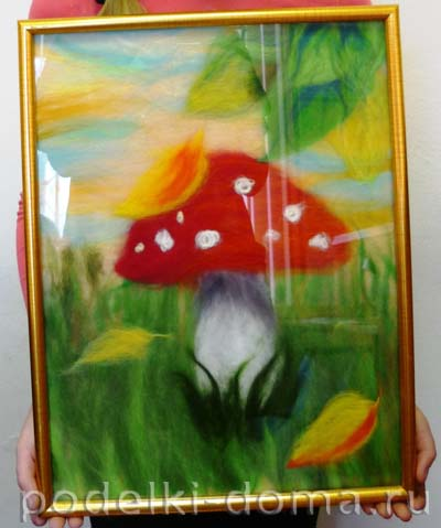 kartina sherstyanaya akvarel