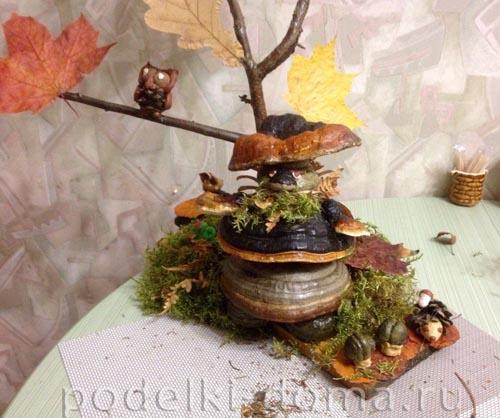 Осенние поделки своими руками на праздник 99