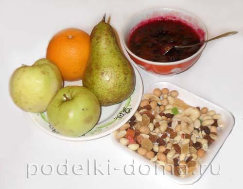 Яблочный пирог «Осенний»