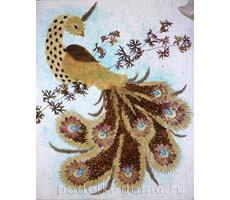 ptica-osen iz listev pr