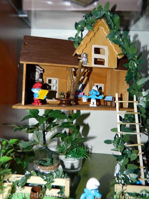 dom smurfikov