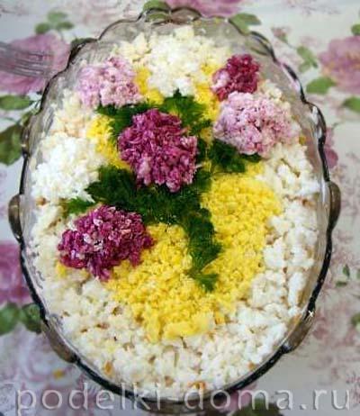 salat mimoza
