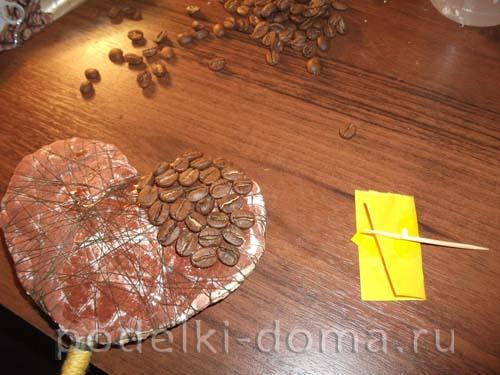 topiariy serdce kofeynoe12