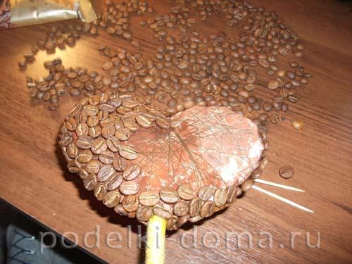 topiariy serdce kofeynoe15
