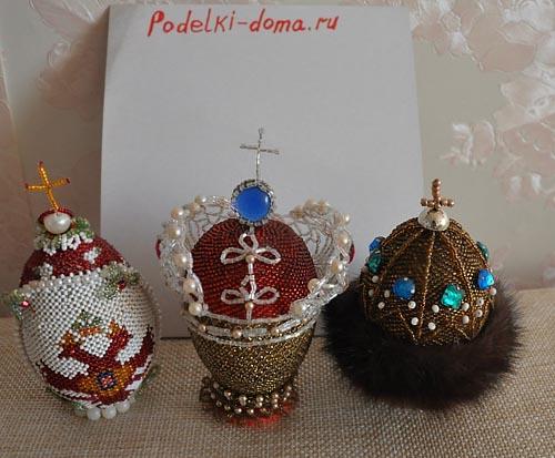 pashalnye yaica simvoly Rossii