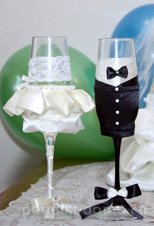 bokaly svadba