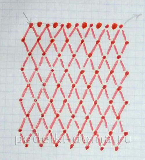 pashalnoe yayco opletenie biserom1 shema