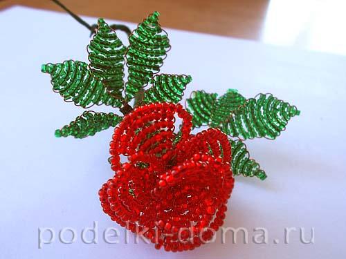 rozy iz bisera master-klass17