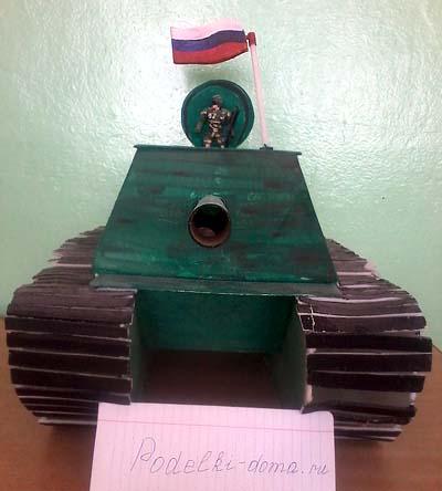 tank podelka2