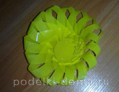 pashalnaya korzinka iz plastik  stakanchika3