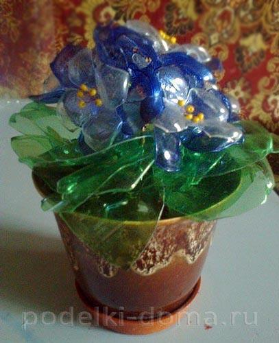 цветы из пластиковых бутылок03