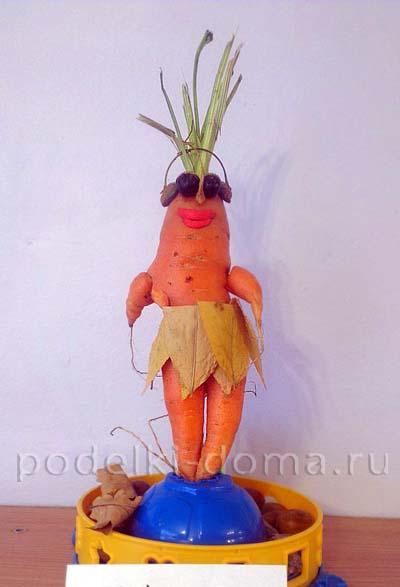 modnica iz morkovki