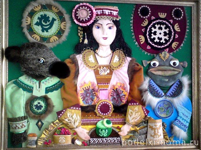 panno hanty-mansiyskie bogi
