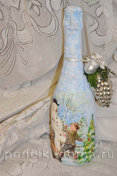 dekupazh butylok shampanskogo tualetnoy bumagoy14