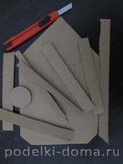 Ф1 заготовки из картона