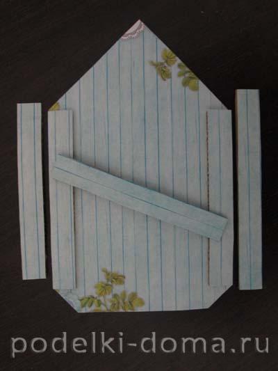 Ф2 обклейка бумагой