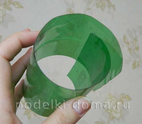 korzinka iz plastik butylki12