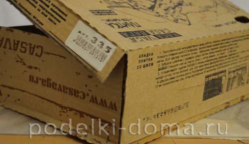 rukodelnaya shkatulka iz korobki4