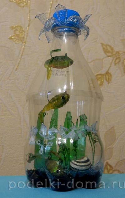 akvarium iz plastik butylki16
