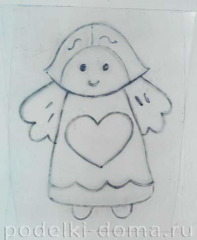 angel plastilin applikaciya2