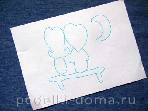 podushka love is25