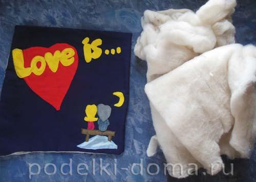 podushka love is43