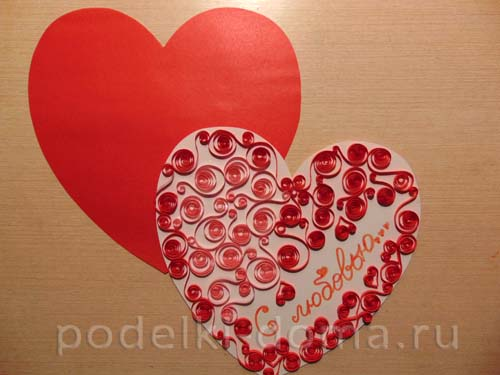 serdce valentinka kvilling7