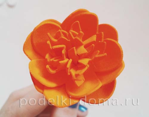 cvety ogonki iz foamirana 10